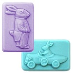 Two Gents Soap Mold