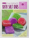 Bath Salt Bars Soap Making Kit