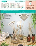 Aroma Decor Flower Reed Diffuser Kit
