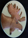 Moose Soap Mold