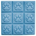 Paw Prints Tray Soap Mold