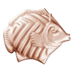 One Fish Soap Mold