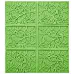 Bamboo Leaves Tray Soap Mold