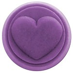 Heart Shaped Wax Melt Mold