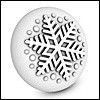Snowflake 3D Soap Mold