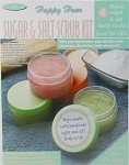 Happy Hour Sugar and Salt Scrub Kit