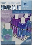 Blissfully Calm Shower Gel Kit