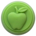Apple Wax Melt Mold