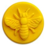 Honey Bee Wax Melt Mold
