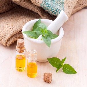how to make basil oil for candles