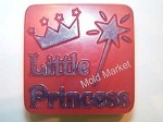 Little Princess Soap Mold