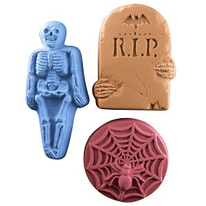 Halloween Soap Mold Version 2
