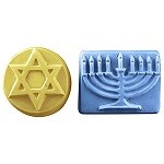 Hanukkah Soap Mold