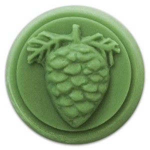 Pinecone Wax Melt Mold