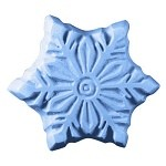 Snowflake Soap Mold