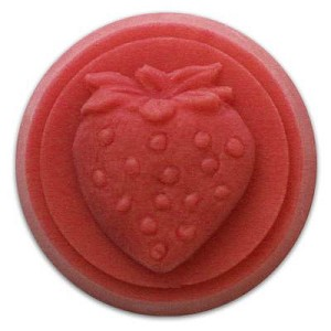 Strawberry Wax Melt Mold