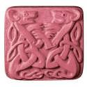 Celtic Dragon Soap Mold