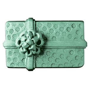 Gift Box Soap Mold