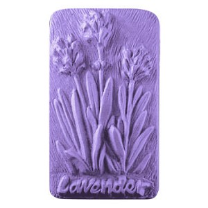 Lavender Bar Soap Mold