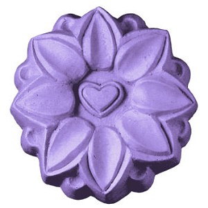 Lotus soap mold