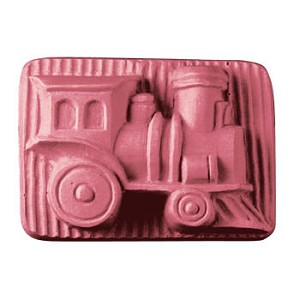 Toy Train Soap Mold