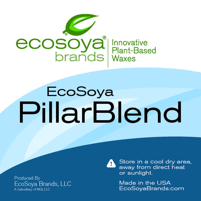 Ecosoya PB Pillar Natural Soy Wax - Votive Soy Wax - Tart