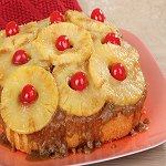 Pineapple-Upside-Down Cake