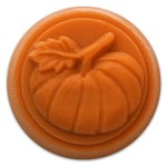 Pumpkin Wax Melt Mold