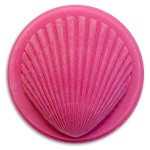 Scallop Shell Wax Melt Mold