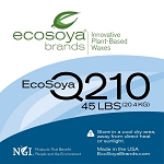 EcoSoya Q210 Natural Soy Wax