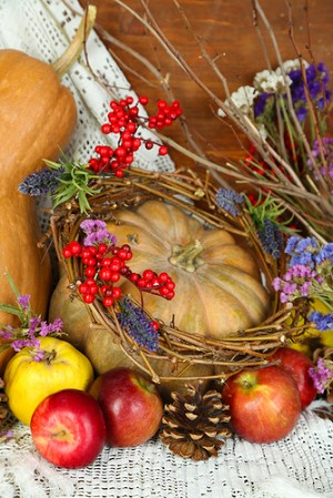Fall Wreath Fragrance Oil