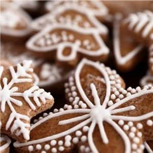Warm Gingerbread Fragrance Oil